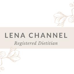 Youtube Lena Channel 管理栄養士 開設 Lena 管理栄養士 Official Site